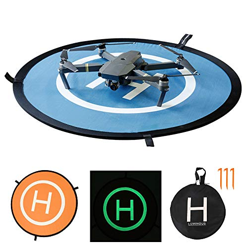 BOTTLEWISE Drone Landing Pad, Universal Waterproof D 75 cm / 30