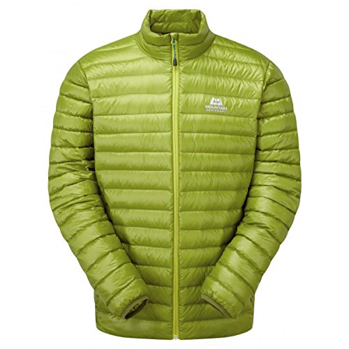 Mountain Equipment Arete Jacket Men - Leichte Daunenjacke Kiwi