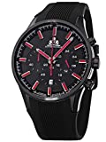 Rothenschild Voyager RS-1311-IB-R Chrono rot 44 mm 10ATM