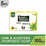 Roop Mantra Lime & Aloevera Ayurvedic Ba...