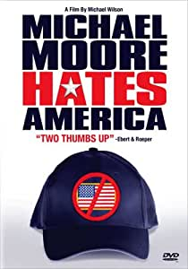 Michael Moore Hates America [DVD] [Region 1] [US Import] [NTSC]