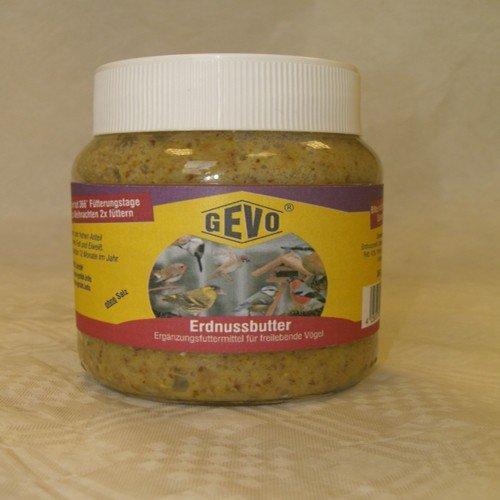 GEVO Erdnussbutter im Glas 360 g