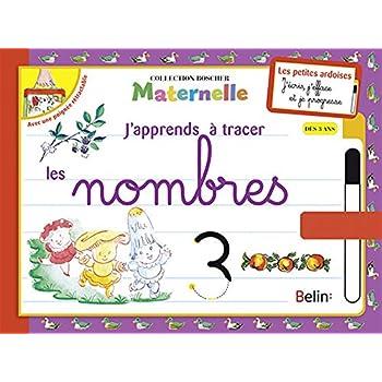 Ardoises Boscher - Les nombres
