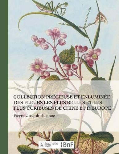 Collection précieuse et enluminée des fleurs les plus belles et plus curieuses de Chine et Europe