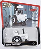 Disney Pixar Cars Star Wars Tractor as Stormtrooper 1:55 Scale Limited Edition
