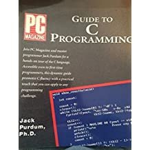 PC Magazine Guide to C. Programming