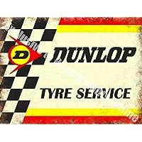 Dunlop Pneumatico Servizio Motorsport Motore Rétro Vintage