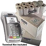 eposbits® Marke Full Größe große Rolls to Fit Verifone vx520C VX 520C Kreditkarte Terminal?100Rollen