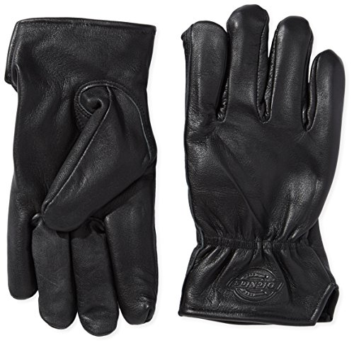 Dickies Handschuhe Memphis Guantes, Negro (Black), Medium (Tamaño del fabricante:Med'm) para Hombre