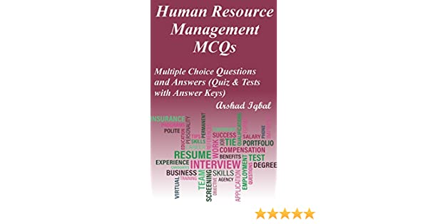 human resource management mcqs multiple choice questions and