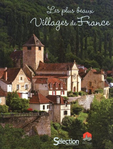 Plus beaux villages de France par Aude de Tocqueville