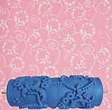 SODIAL (R) 15cm bricolaje rodillo de pintura para decoracion de la pared del hogar 039Y
