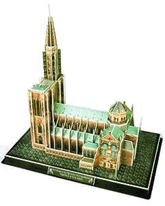 """Puzzle 3D """"La Cathédrale de Strasbourg"""""""