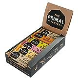 Probierpaket Energieriegel Superfood Mix Fruits & Nuts - Vegan Glutenfrei Raw Ohne Zusatz von Zucker (Sortiment 18x The Primal Pantry)