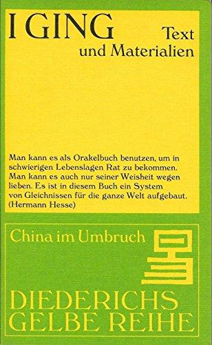 """Text und Materialien - China im Umbruch - Aus der Reihe """" Diederichs gelbe Reihe """""""