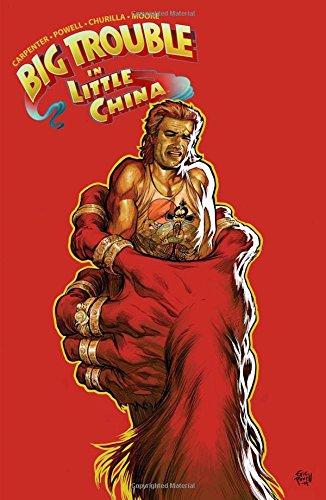 Big Trouble in Little China Volume 3 por John Carpenter, Eric Powell