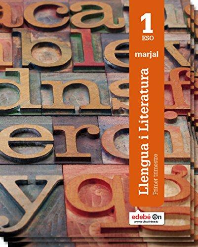 Llengua i Literatura 1 (Valenciano) - 9788483484357