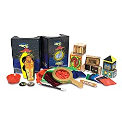 Idea Regalo - Melissa & Doug - 11170 - Set Magia di Lusso