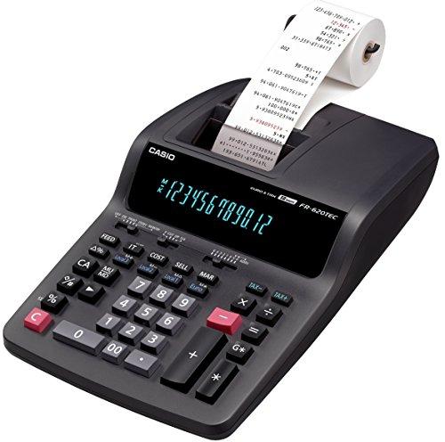 Casio fr-620tec - calcolatrice stampante