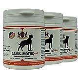 3X Canis Motus forte Fegato salsiccia–Die da tavoletta di prima classe per il cane