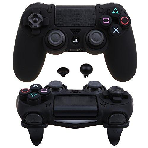 MXRC Ultra Armor Gear FPS Schutzhülle für PS4 Controller, Schwarz