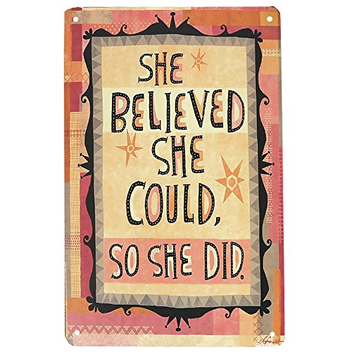 ipekoo-she-believe-she-could-so-she-did-retro-vintage-decor-tin-sign-for-bar-c