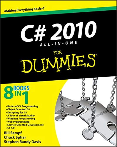 C# 2010 All-in-One For Dummies (For Dummies Series)