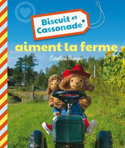 Biscuit et Cassonade aiment la ferme