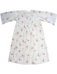 100% algodón camisón - Powell puteada - Jenny - Roses ...