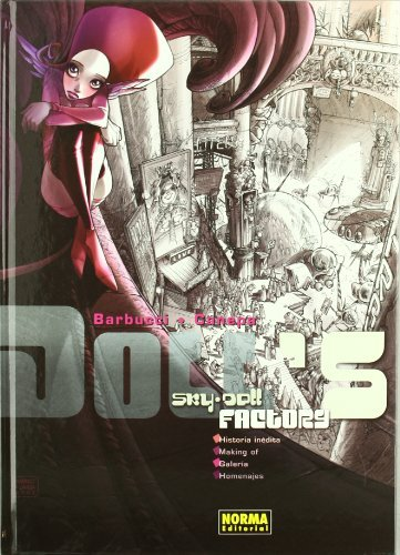 Sky Doll: Doll's Factory by Alessandro Barbucci (November 17,2009)
