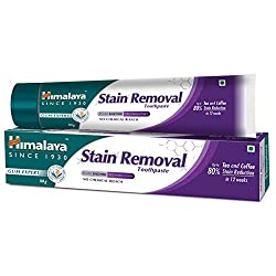 Himalaya Herbals Stain Removal Toothpaste - 80 g