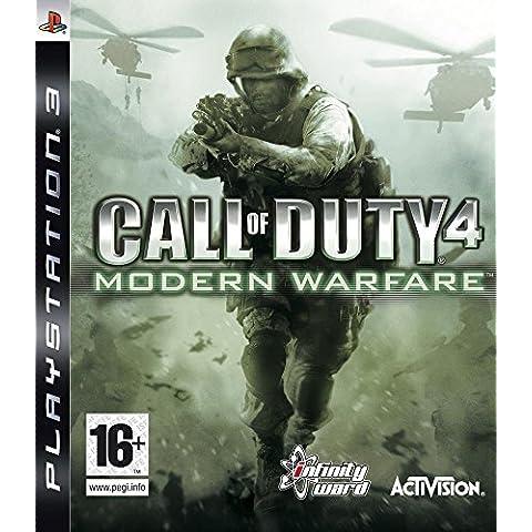 Call of Duty : Modern Warfare 4 [Blu-ray] [PlayStation 3] [Importado de Francia]