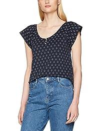 ESPRIT Damen T-Shirt 057ee1k033t