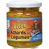 CHALEUR CREOLE Achards de Légumes - Lot de 3