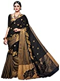 Saree (Vivera Silk Saree with Embroidery Blouse piece Latest design)