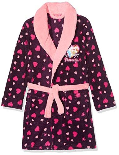 Preisvergleich Produktbild Sun City FR Mädchen Kimono Princess Small Hearts, Violett (Purple 13-2120TN), 3-4 Jahre