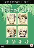 Golden Girls - Season 1-4 [DVD] [2015]