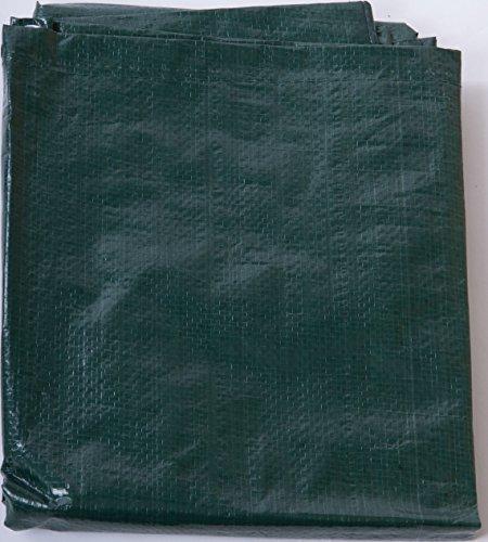 Abdeckhaube für 3er Bank 170 x 70 x 100 cm (grün)