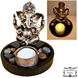 Decorative Buckets : DIWALI GIFTS: GANESH JI TEALIGHT CANDLE HOLDER | DIWALI PUJA THALI :ganesh Idols | Ganesha | DIWALI GIFT IDEAS| DIWALI DECORATIONS| DIWALI LIGHTS| Tea Light Candle Holder |GIFTS FOR MOTHER |GIFT FOR FATHER |BIRTHDAY GIFTS