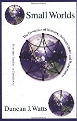 (Small Worlds: The Dynamics of Networks Between Order and Randomness) By Watts, Duncan J. (Author) Paperback on (01 , 2004)