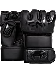 Venum Undisputed 2.0 Gants de Mma Mixte, Matte/Black, L/XL