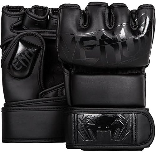 Venum Mma Handschuhe Undisputed 2.0, Schwarz matt, L/XL, 02734-114