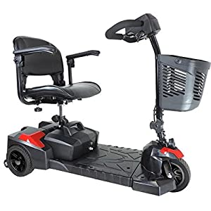 Ability Superstore Scout Mobility Scooter - 3 Wheel - 12ah