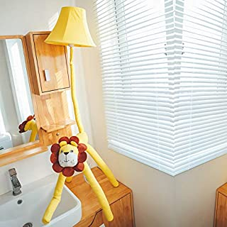 Floor lamp,Living Room Bedroom Bedside lamp,Creative Table lamp,Modern Cartoon Children's lamp,Sofa lamp-A 125cm high (49inch)