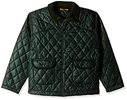 Duke Boys Jacket (Z1438_Bottle Green_30)