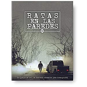 Hills Press- Ratas en Las Paredes, Color (HPREP01)