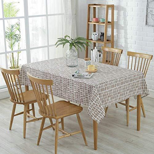 Tischdecke Modernen Minimalistischen Europäischen Tischdecke Restaurant Home Hotel Konferenztischdecke Abdeckung Handtuch (Größe: 140 x 200 cm)