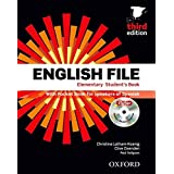 English File Third Edition Elementary Student's Book + Workbook with Key + Two CDs + Special digital offer