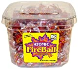 Ferrara Pan Atomic Fireball, 150er Pack (1.148 kg) 40.5 OZ