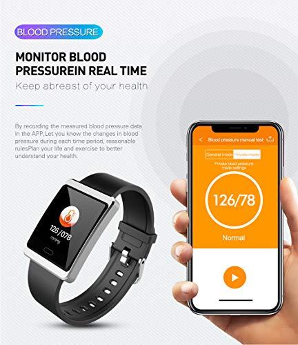 Zoom IMG-2 fitness tracker schermo a colori